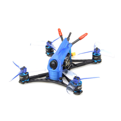 HGLRC ToothPick Parrot120 Pro 2-3S Micro FPV Racing Drone PNP BNF 120mm Wheelbase F411 Flight Control 13A 4in1 ESC 1106 6000KV Motor Racing Drone
