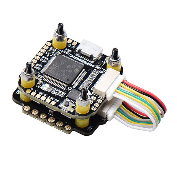 QWinOut F405 Mini Betaflight SPI OSD Flight Controller with 30A BLheli ESC For RC Models Multicopter Part Accessories