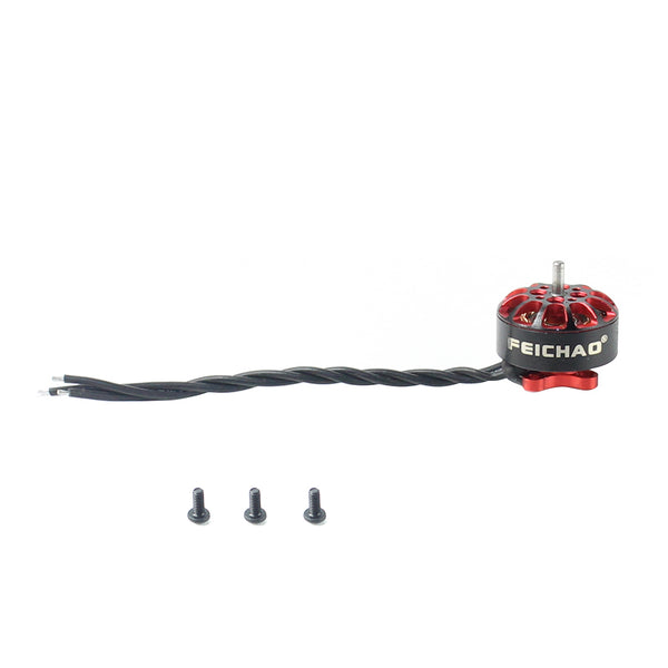 FEICHAO MT1204 1204 5000KV 2-4S Brushless Motor 1.5mm Shaft FPV Racing Drone Motors for 3 inch Propellers Toothpick Quadcopter
