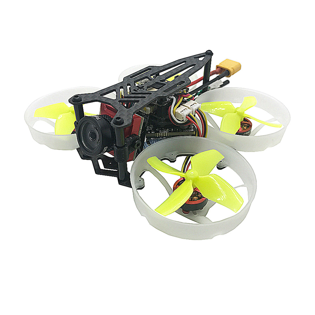 FullSpeed TinyLeader HDV2 Brushless Whoop FPV Racing Drone Quadcopter 2-3S 25-600mw VTX 1103 11000KV Motor Caddx Micro F2 Camera
