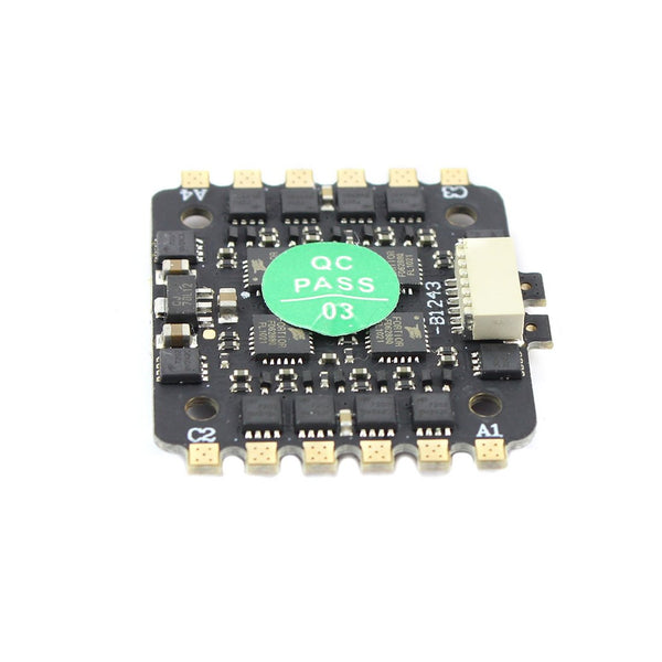 HAKRC 15A / 20A Blheli_S BB2 2-4S Dshot 4 In 1 ESC Speed Controller for 130 180 210 250 DIY FPV Racing Drone Multcopter Outdoor