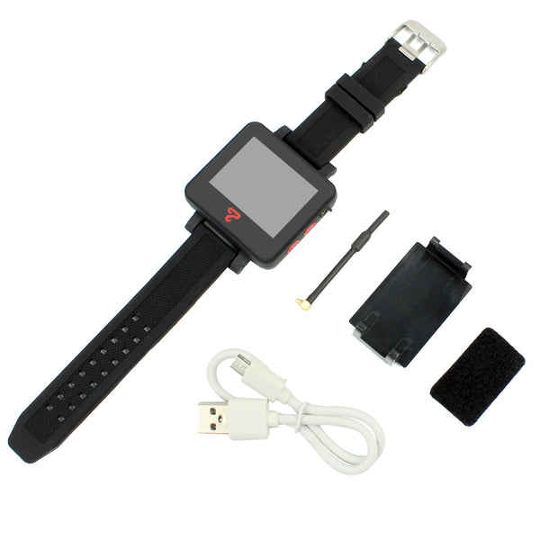 Topsky 2 Inch 5.8Ghz 48CH FPV Watch Monitor Display Mmcx Antenna For RC Racing Drone FPV Racer