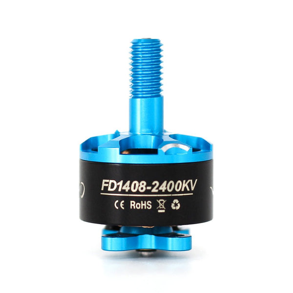 HGLRC Forward 1408 2400KV 5-6S Brushless Motor for DIY FPV Racing Drone Quadcopter Aircraft