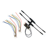 FrSky R9 Slim+ OTA 900MHz ACCST 6/16CH Long Range Telemetry Mini Receiver Receiving Board For FPV RC Model R9M R9M Lite