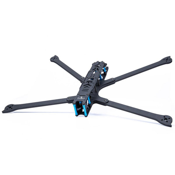 iFlight DC10 Frame 10 inch 472mm Wheelbase Carbon Fiber 7.5MM Arm Long Range Split FPV Rack for DIY FPV Racing Drone Quadcopter