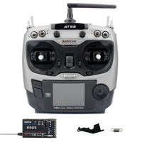 QWinOut Assembled HMF S550 F550 Upgrade Kit with Landing Gear & APM 2.8 Flight Controller GPS Compass No Battery Charger