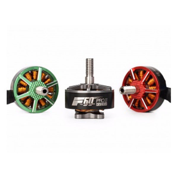 T-Motor F60 PRO II 2207 2350KV 2500KV 2700KV Brushless Electrical Motor For FPV Racing Drone DIY Quadcopter