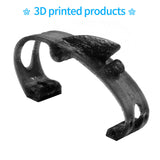 QWinOut 3D Printed Printing TPU Camera Protective Cover 3D Print For FSD Leader 3/3SE FPV Racing Drone DIY Quadcopter