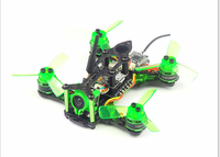 Happymodel Mantis85 85mm FPV Racing Drone RTF w/ Supers_F4 6A BLHELI_S 5.8G 25MW 48CH 600TVL FS-I6
