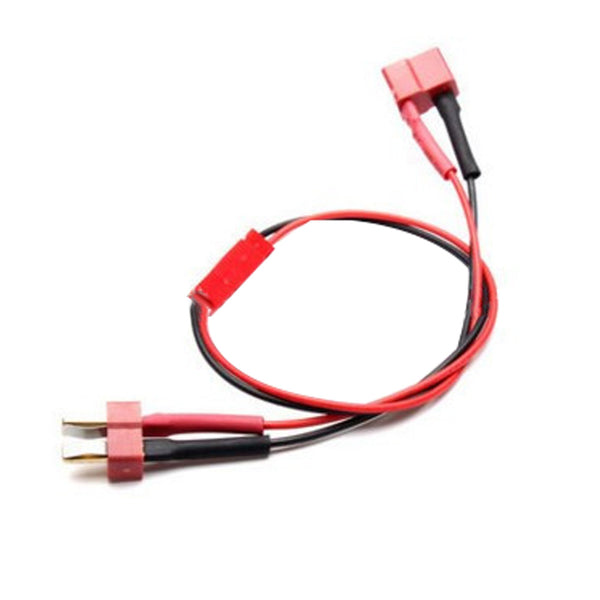 QWinOut Lithium Battery ESC Connector Adapter T Plug to JST Connection Line for RC Model Drone Helicopter
