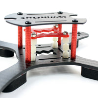 QWinOut ONE180 180mm Full Carbon Fiber 4-Axis Mini Quadcopter Frame Kit For FPV Racing