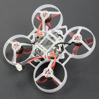 Happymodel Mobula6 1S 65mm Brushless Whoop Drone Mobula 6 BNF AIO 4IN1 Crazybee F4 Lite Flight Controller Built-in 5.8G VTX RC Toy Christmas Gift