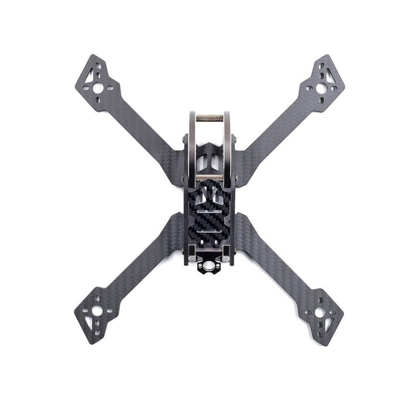 GEPRC Mark3 T5 Wheelbase 225mm True X Arm 4mm Carbon Fiber & CNC Frame Kit for Freestyle FPV RC Racing Drone DIY Parts
