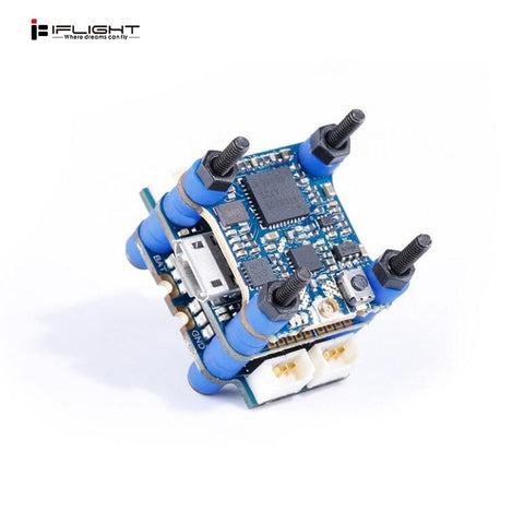 iFlight V1 SucceX F4 Flight controller OSD & 12A Blheli_S 2-4S Brushless ESC 16x16mm for RC Drone FPV Racing