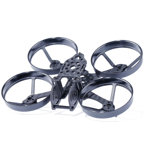 IFLIGHT IH2 V2 107mm Carbon Fiber Tinywhoop Cinewhoop Fpv Racing Frame with Propeller Guard Support Runcam Split 2