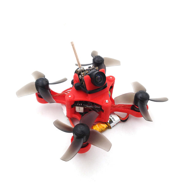 Mobula7 75mm TPU 3D Printed FPV Racing Frame Kit compatible 0802 2S Brushless Motor 26x26mm Flight Controller Parts Accessories