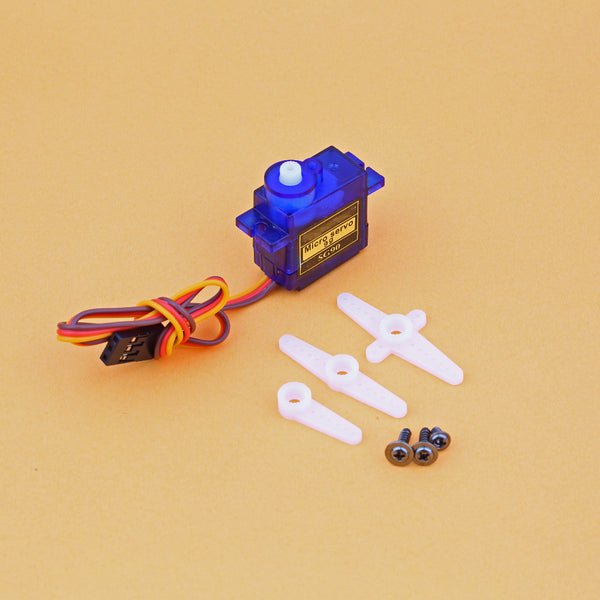 10Pcs//lot 9G SG90 Mini Micro Servo For RC Robot Helicopter Airplane Car Boat