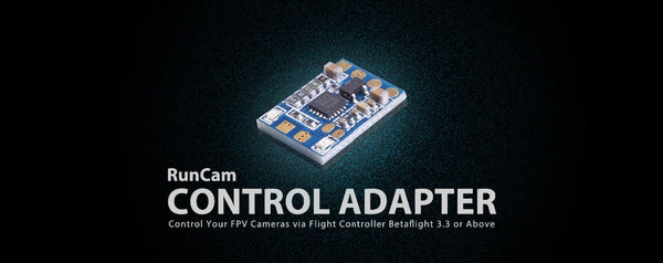 RunCam Control Adapter Camera Control Module Remote Control Board For FPV Remote RC Drone Flight Control Betaflight 3.3 or Above