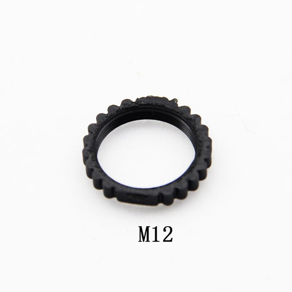 10Pcs FPV Camera Lens Retaining Ring M8 M12 Runcam Foxeer Snails Spare Parts for Racing Quadcopter Drone RC Accessories
