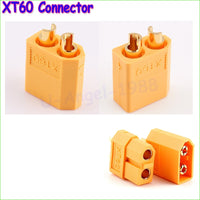 QwinOut  XT60 XT-60 Male Female Bullet Connectors Plugs For RC Lipo Battery (2/5/10 pair) Wholesale