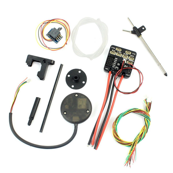Clearance JMT RC Airplane Flight Controller M8N GPS Airspeed Monitor 2-6S
