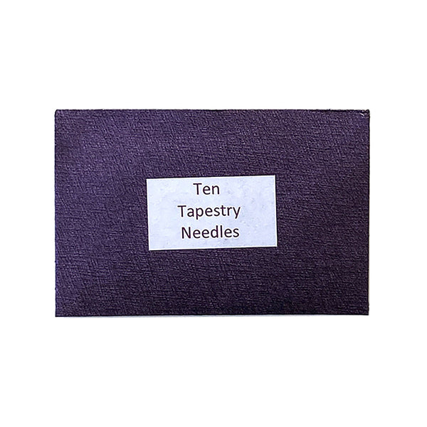Ten Tapestry Needles