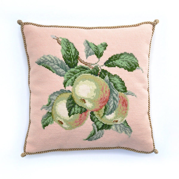 Apples Needlepoint Kit Elizabeth Bradley Design