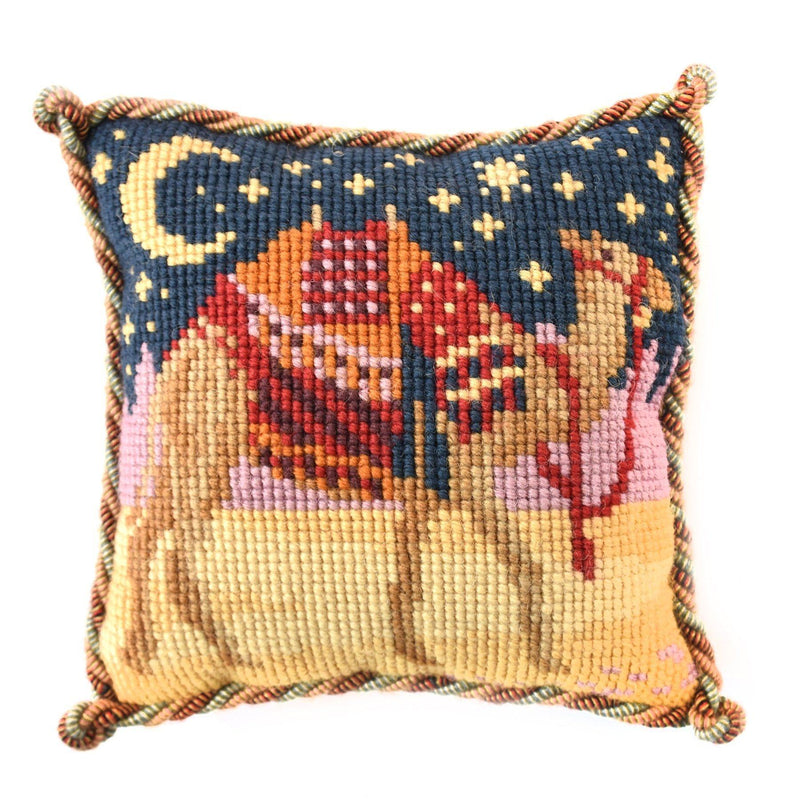 Camel Mini Kit Needlepoint Kit Elizabeth Bradley Design
