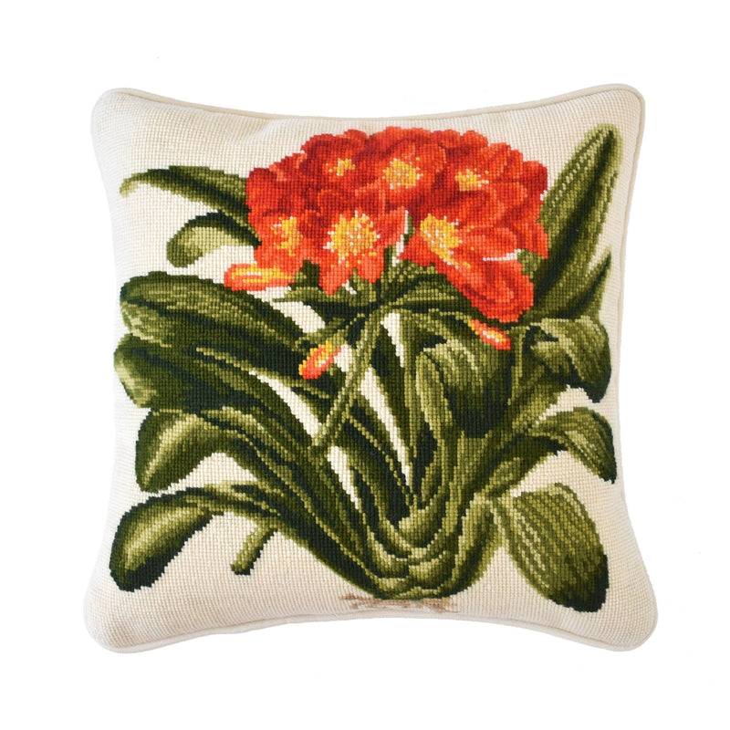 Clivia Needlepoint Kit Elizabeth Bradley Design