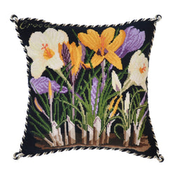 Crocus Needlepoint Kit Elizabeth Bradley Design