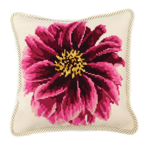 Dahlia Needlepoint Kit Elizabeth Bradley Design