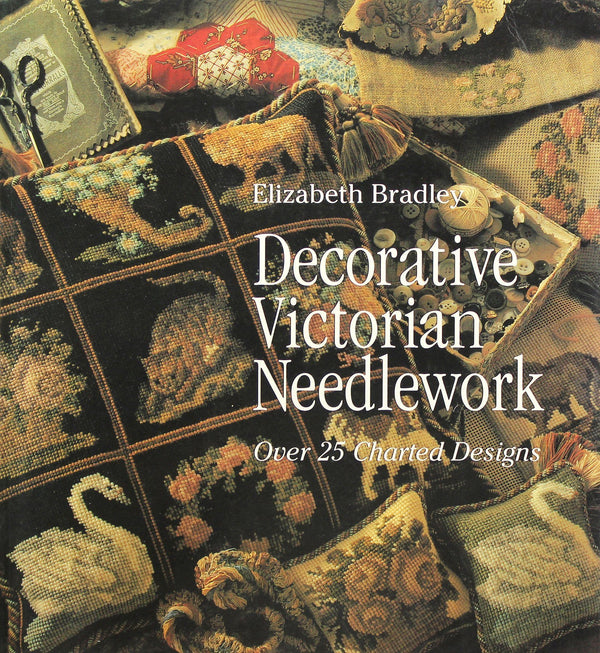 Decorative Victorian Needlework Accessories Elizabeth Bradley Design
