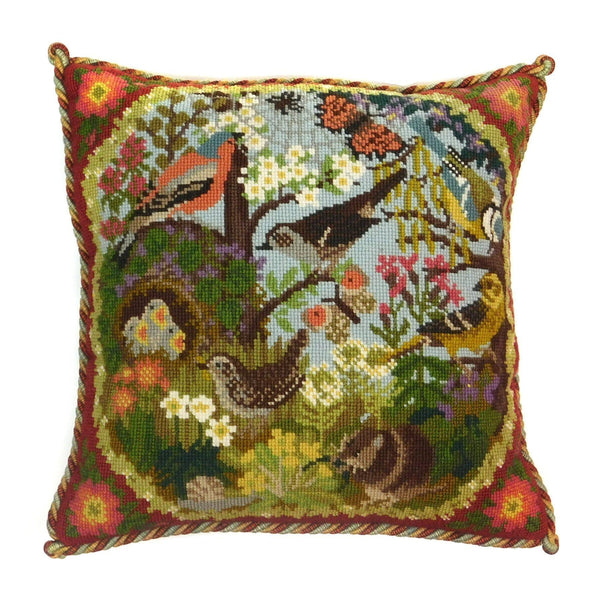 Hedgerow Needlepoint Kit Elizabeth Bradley Design