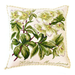 Hellebore Moondance Needlepoint Kit Elizabeth Bradley Design