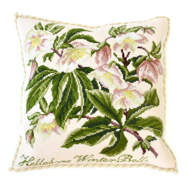 Hellebore Winter Bells Needlepoint Kit Elizabeth Bradley Design