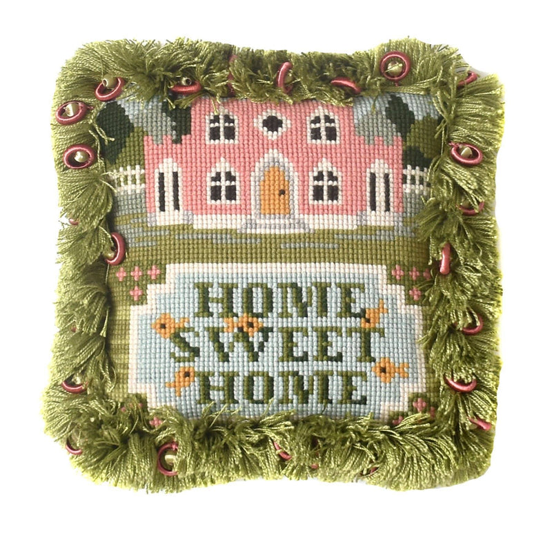 Home Sweet Home Needlepoint Kit Elizabeth Bradley Design