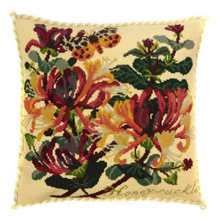 Honeysuckle Needlepoint Kit Elizabeth Bradley Design