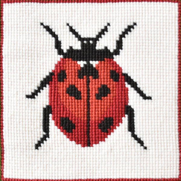 Lady Bird Needlepoint Kit Elizabeth Bradley Design