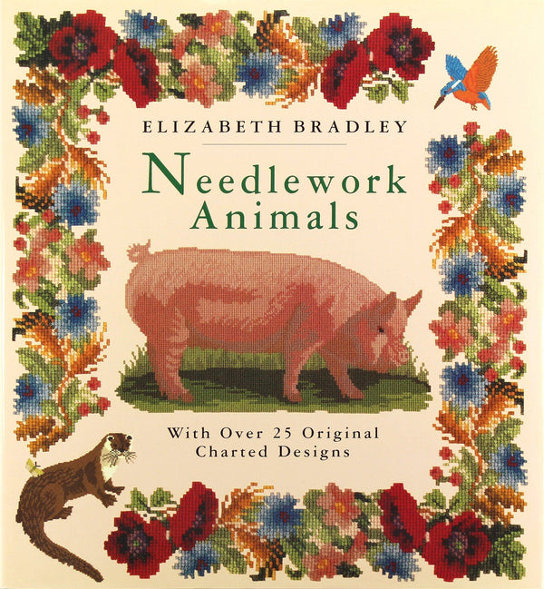 Needlework Animals Accessories Elizabeth Bradley Design