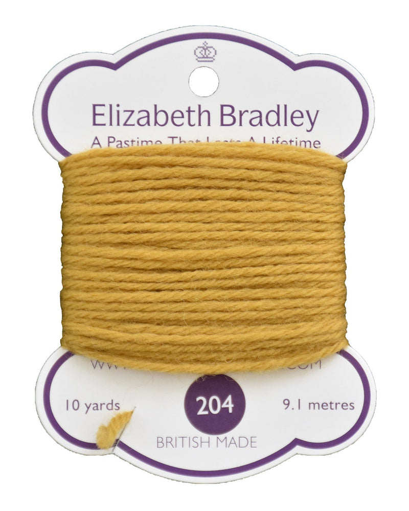 Tapestry Wool Colour 204 Tapestry Wool Elizabeth Bradley Design