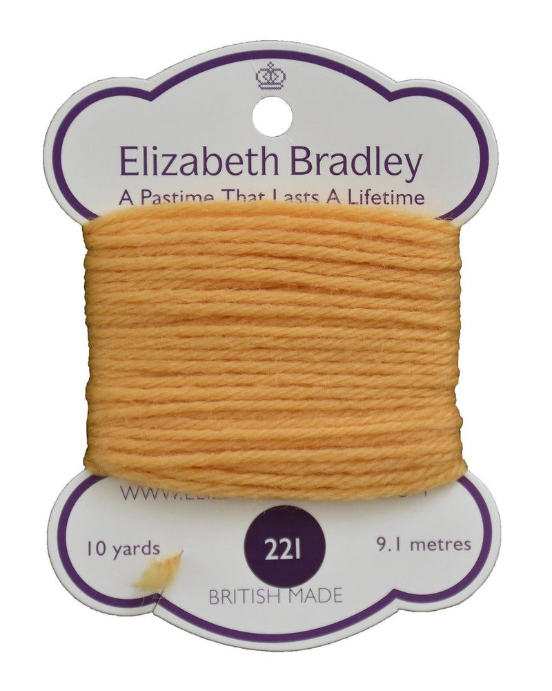 Tapestry Wool Colour 221 Tapestry Wool Elizabeth Bradley Design