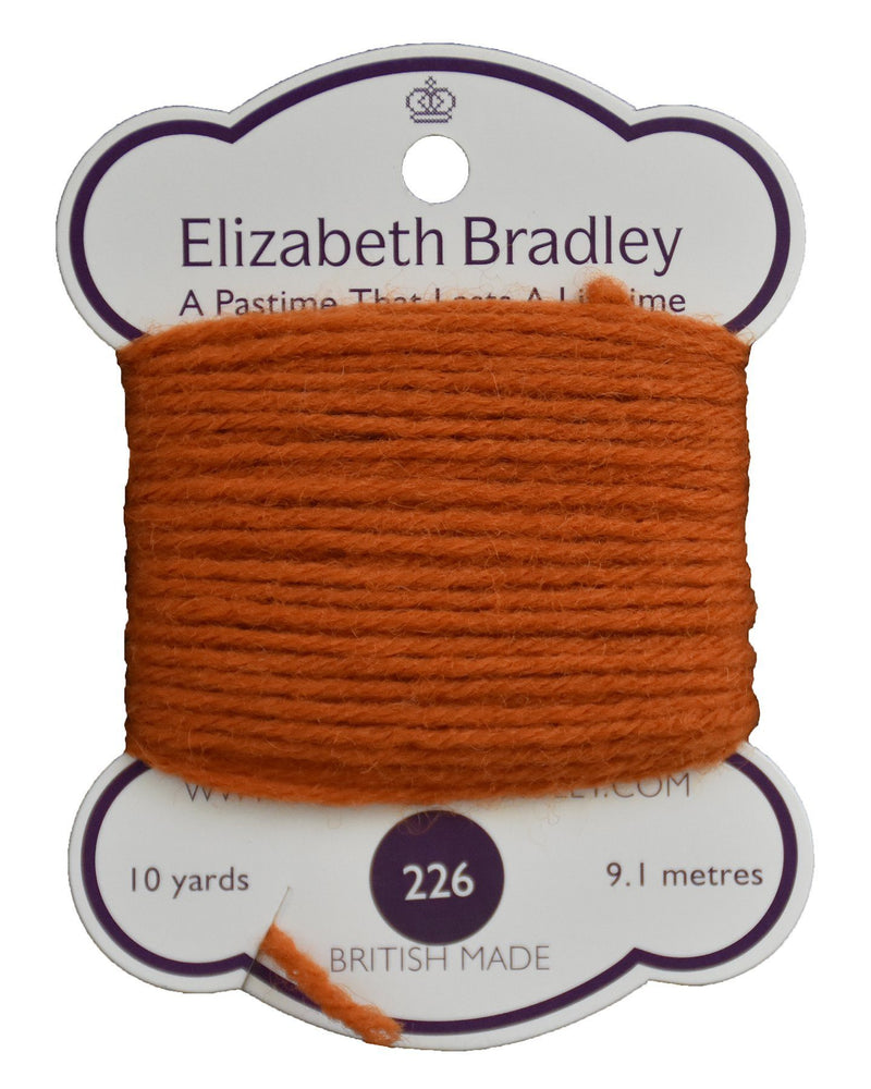 Tapestry Wool Colour 226 Tapestry Wool Elizabeth Bradley Design