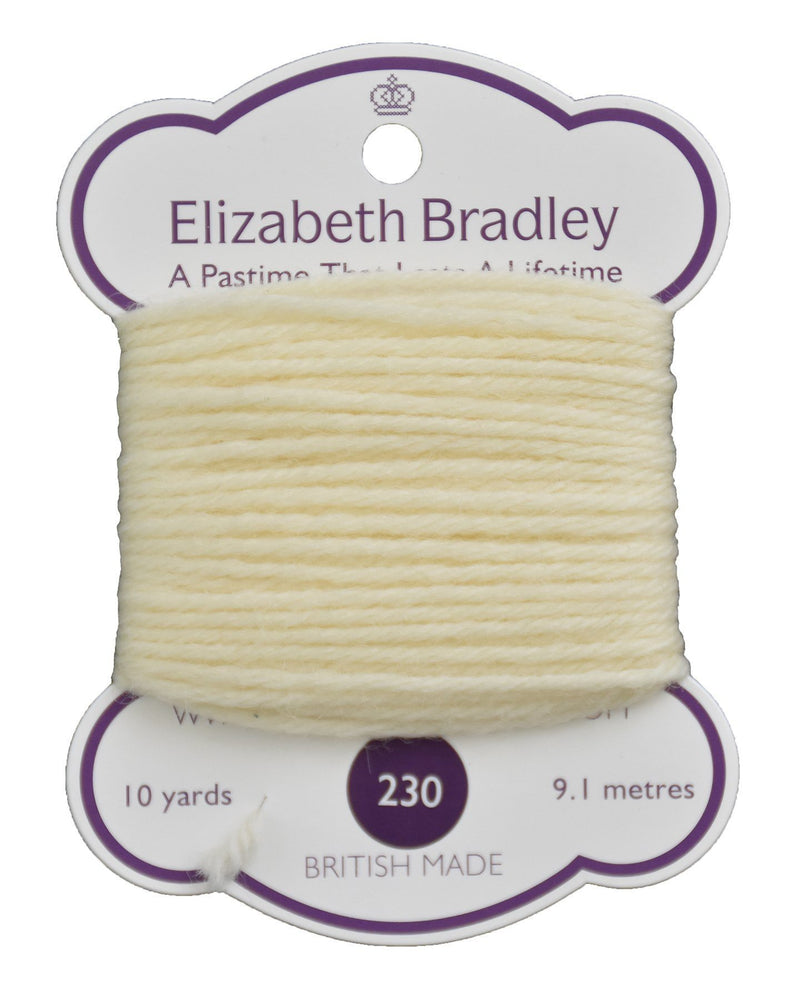 Tapestry Wool Colour 230 Tapestry Wool Elizabeth Bradley Design