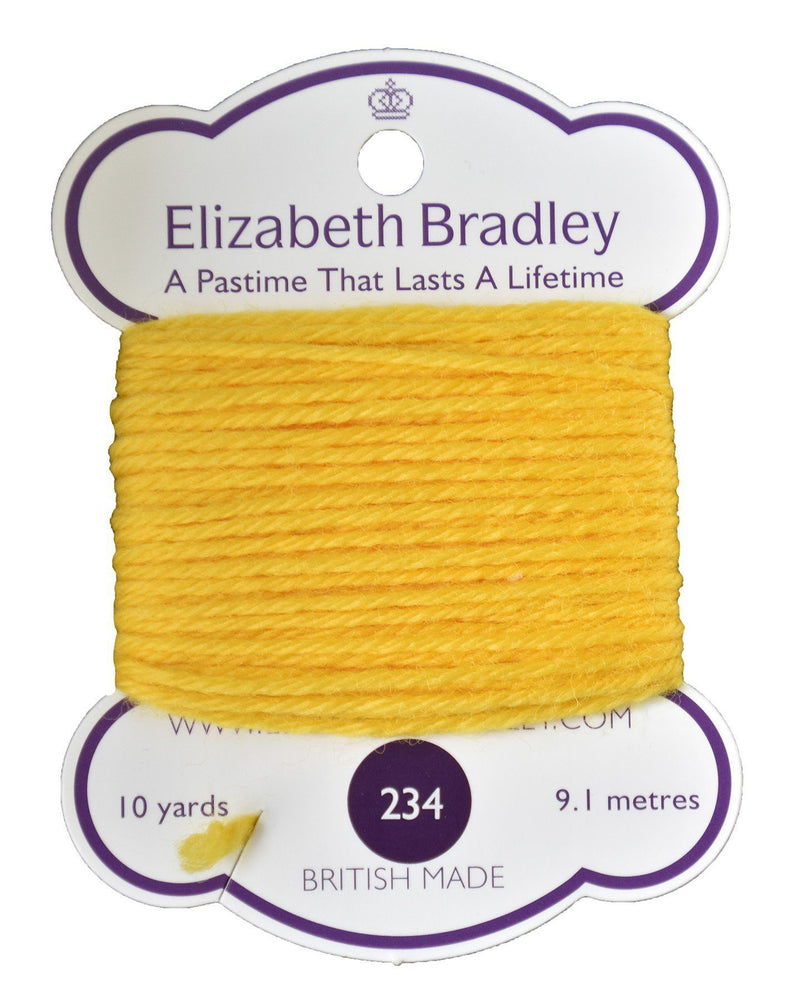 Tapestry Wool Colour 234 Tapestry Wool Elizabeth Bradley Design