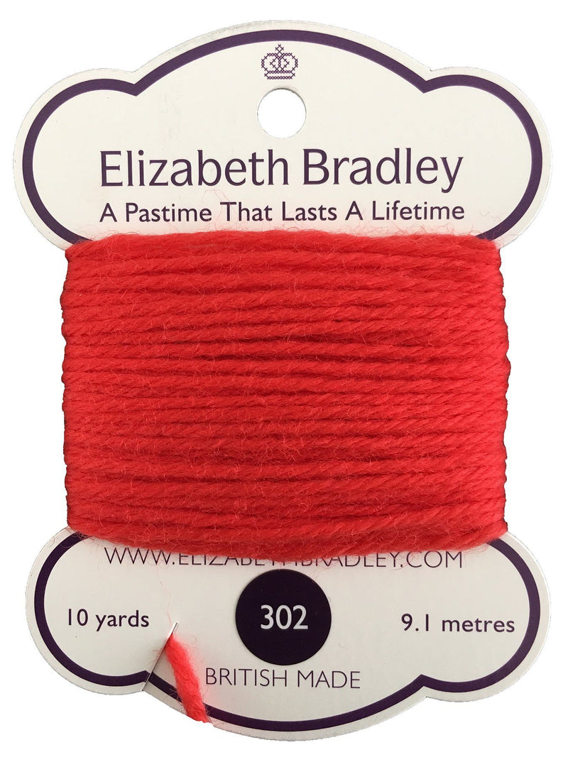 Tapestry Wool Colour 302 Tapestry Wool Elizabeth Bradley Design