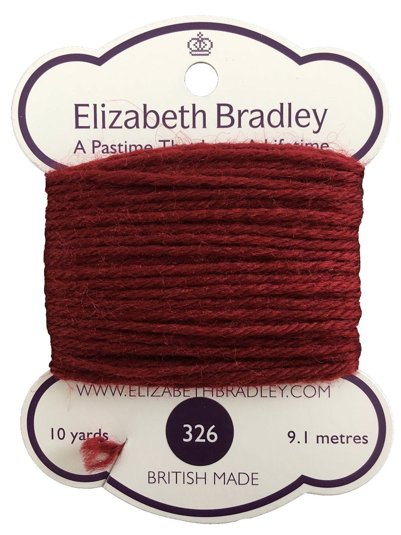 Tapestry Wool Colour 326 Tapestry Wool Elizabeth Bradley Design
