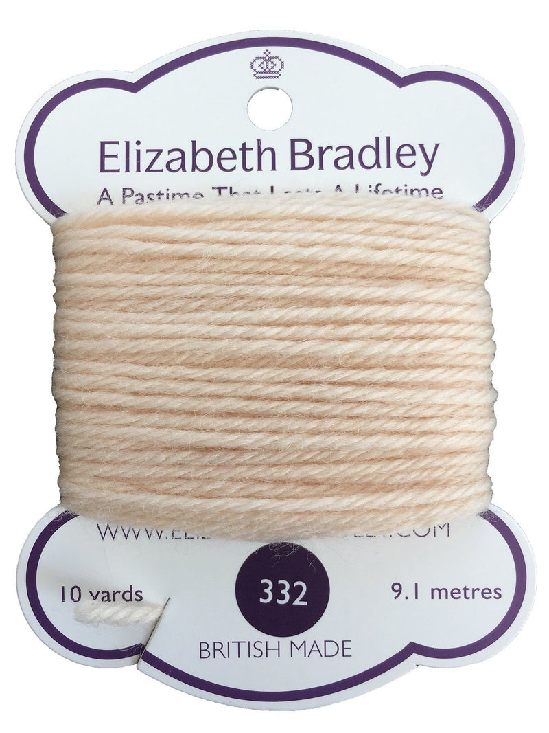 Tapestry Wool Colour 332 Tapestry Wool Elizabeth Bradley Design