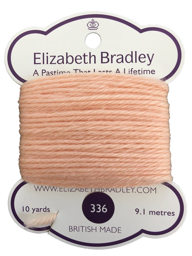 Tapestry Wool Colour 336 Tapestry Wool Elizabeth Bradley Design