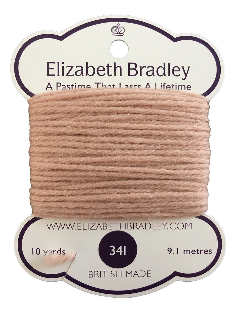 Tapestry Wool Colour 341 Tapestry Wool Elizabeth Bradley Design