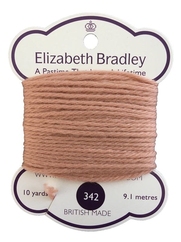 Tapestry Wool Colour 342 Tapestry Wool Elizabeth Bradley Design